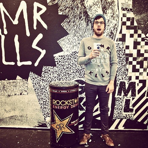 """Mark """"Marky"""" Capicotto, owner and founder of Glamour Kills."""