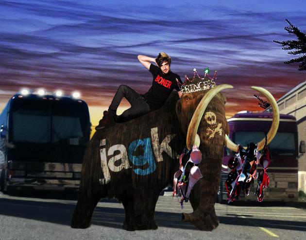JAGK x Mammoth