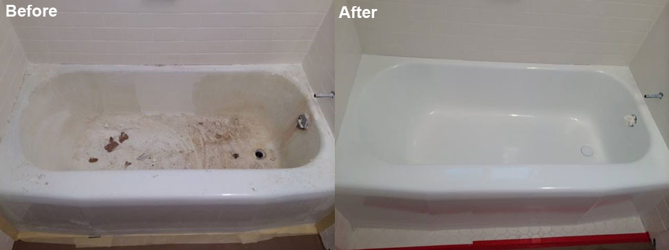 New Look Tub and Tiles