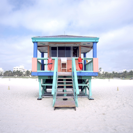 Lifeguard House #8, 2010 | Magda Biernat.jpg