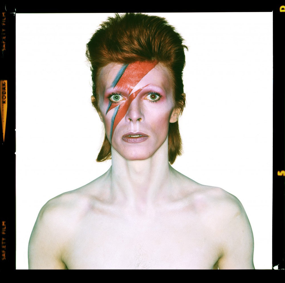 Eyes Open, Aladdin Sane  |  Duffy