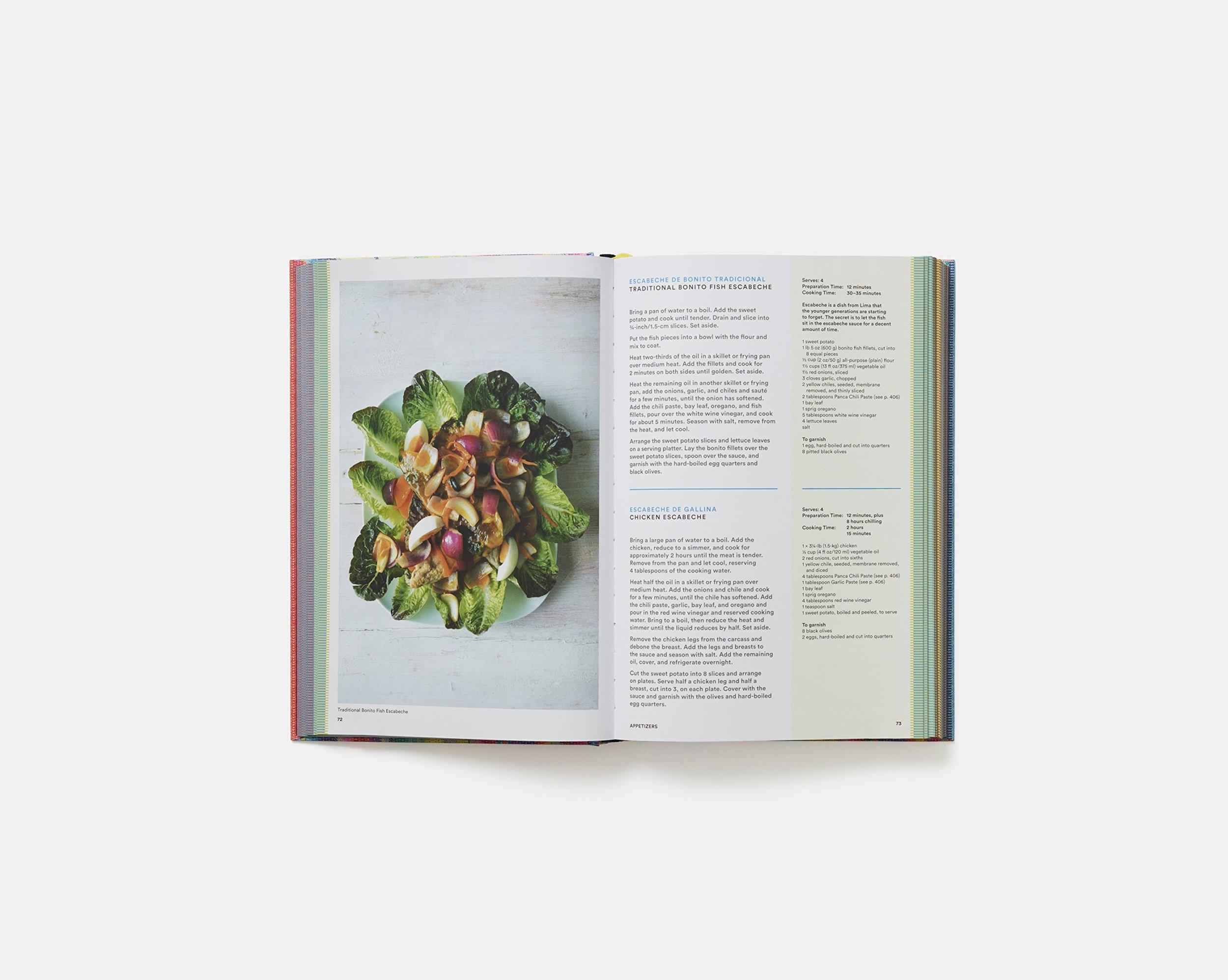 Phaidon Press   Peru: The Cookbook   Gastón Acurio