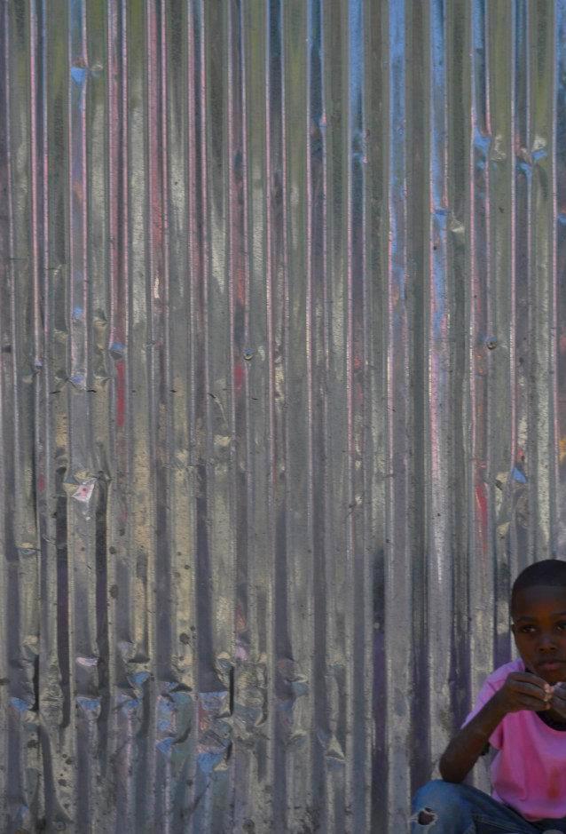 Port au Prince, Haiti  2012