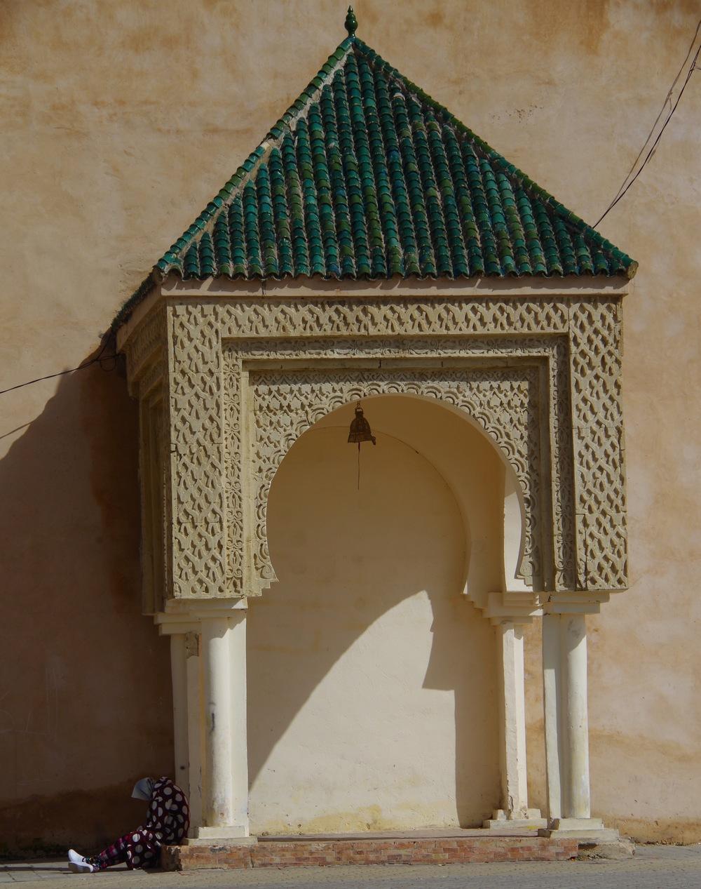 Meknes, Morocco  2015
