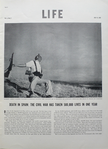 As published in LIFE magazine