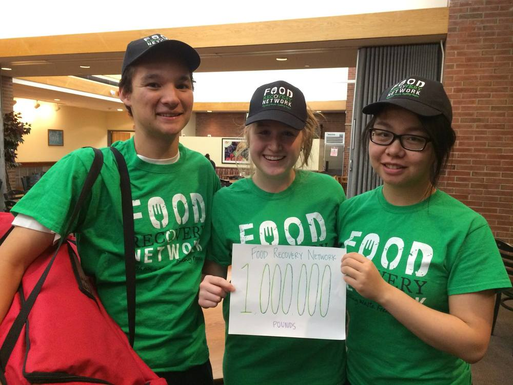 This year's #GivingTuesday #FRNdzy will help FRN recover our next one million pounds of food.