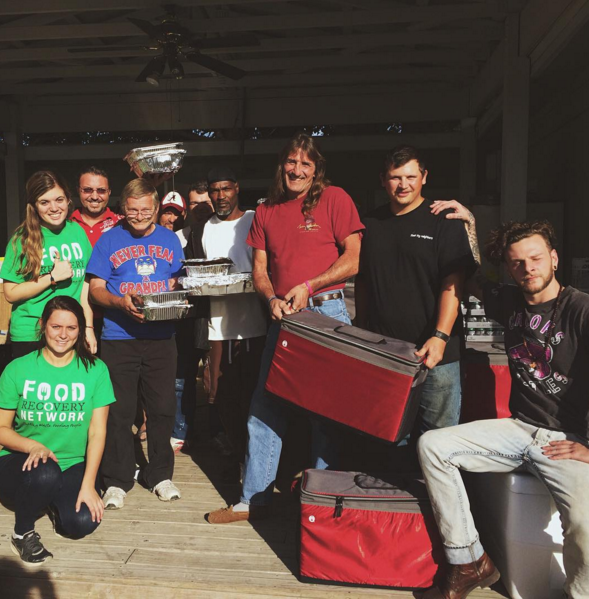 Our FRNds on a recovery at Florida State University, one of our 170 chapters nationwide that are working to make the fight against food waste stronger every day.