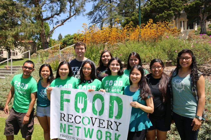 Poets Food Recovery Network