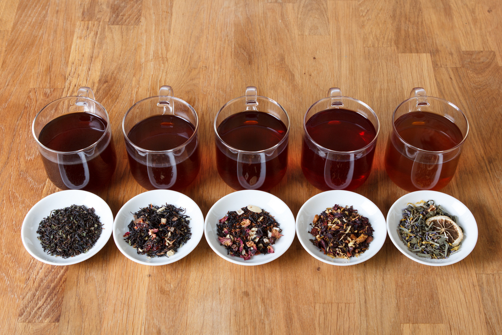 Our first five blends: The Literary Tea Collection
