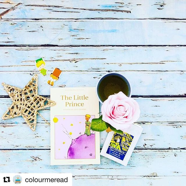 I am loving all the photos everyone is posting of their @owlcrate boxes! This bright and happy one from @colourmeread caught my eye today and has me dreaming of spring.