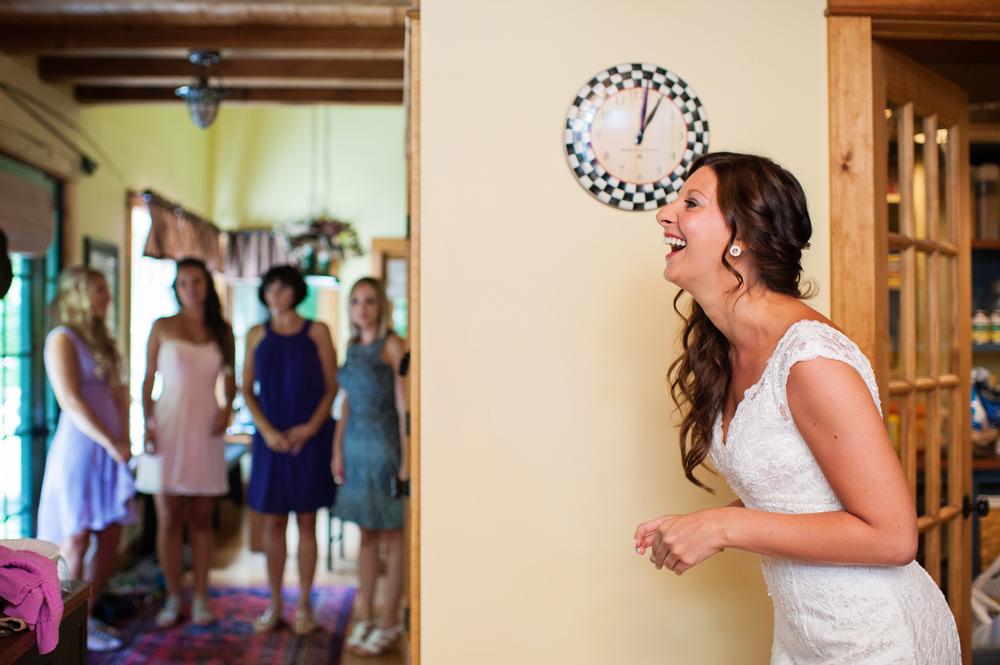 adirondack bride dress reveal
