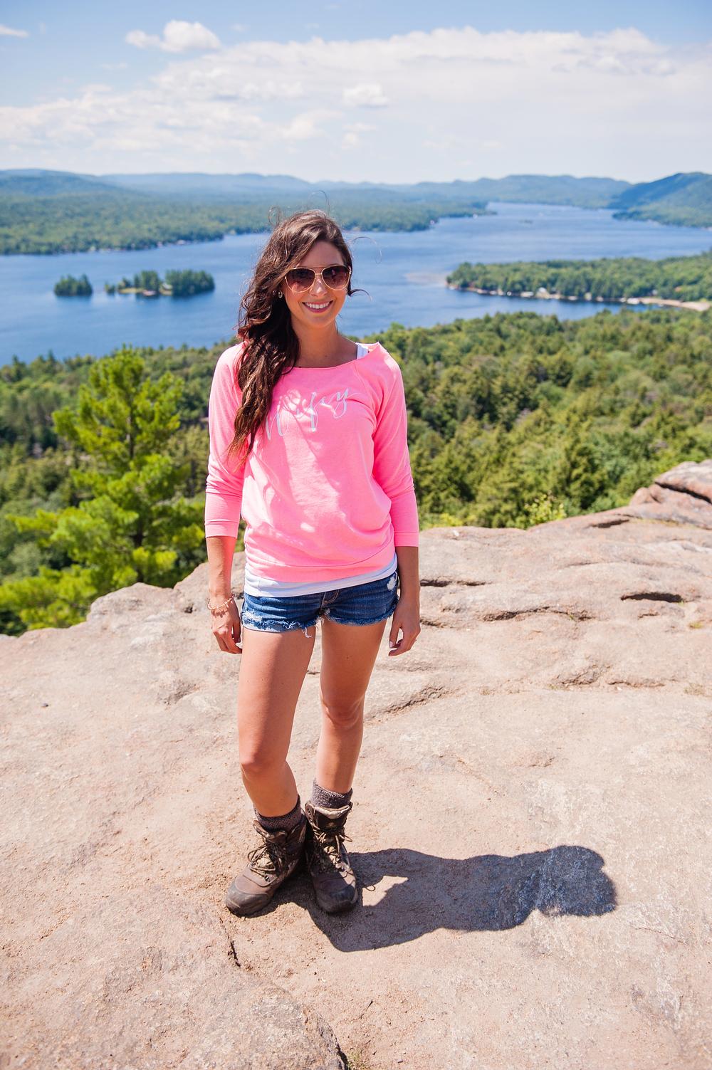 Wifey Sweatshirt Camo Hiking Boots