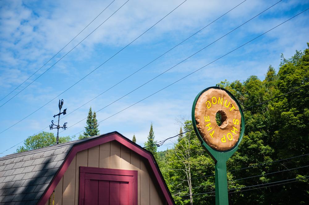 Doughnut Shop Eagle Bay NY