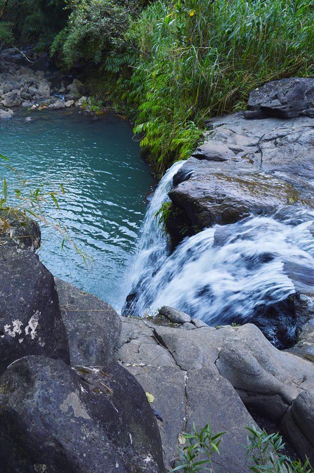 Road to Hana Waterfalls