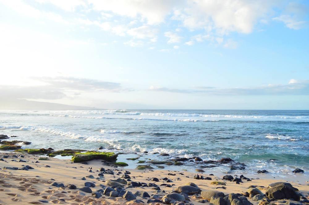 Pe'ahi Beach Jaws Maui