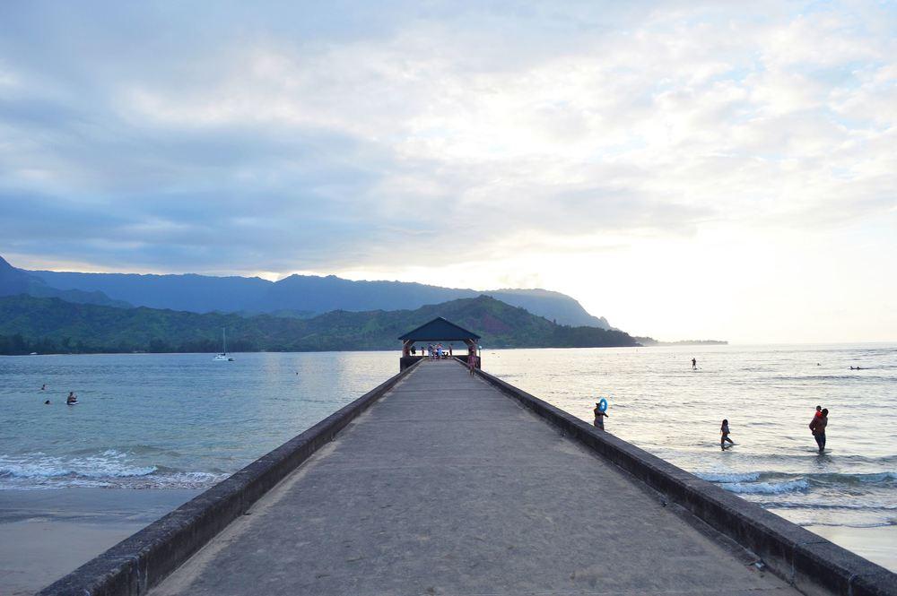 Hannalei Bay Kuai