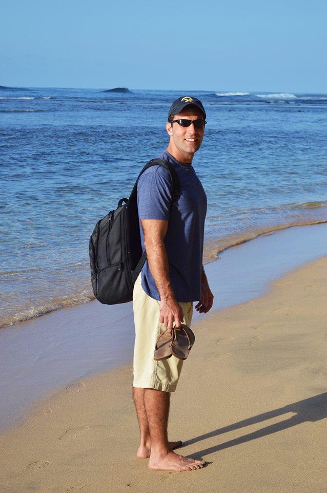 Walk on Kuai beaches