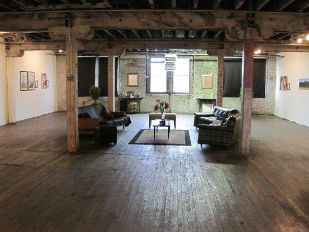 1st Art Exhibit - Journeys Reflected