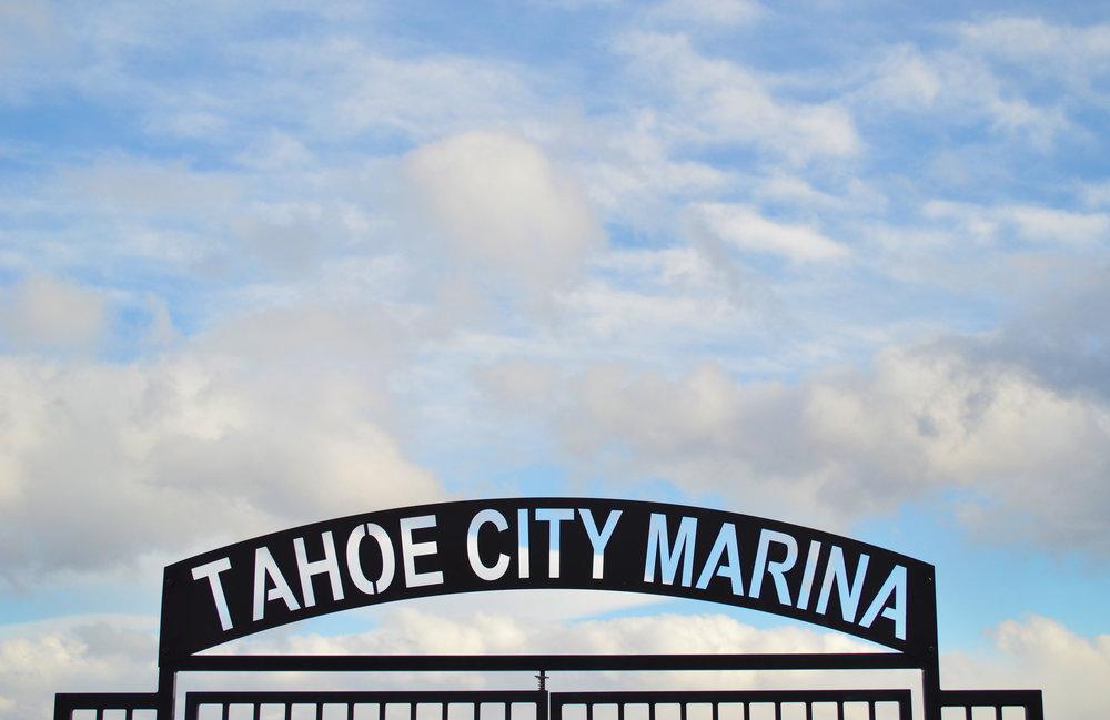 Tahoe City Marina | Photography by Kristen Laczi