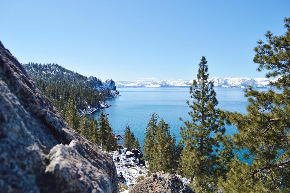 Lake Tahoe Nevada | Photography by Kristen Laczi