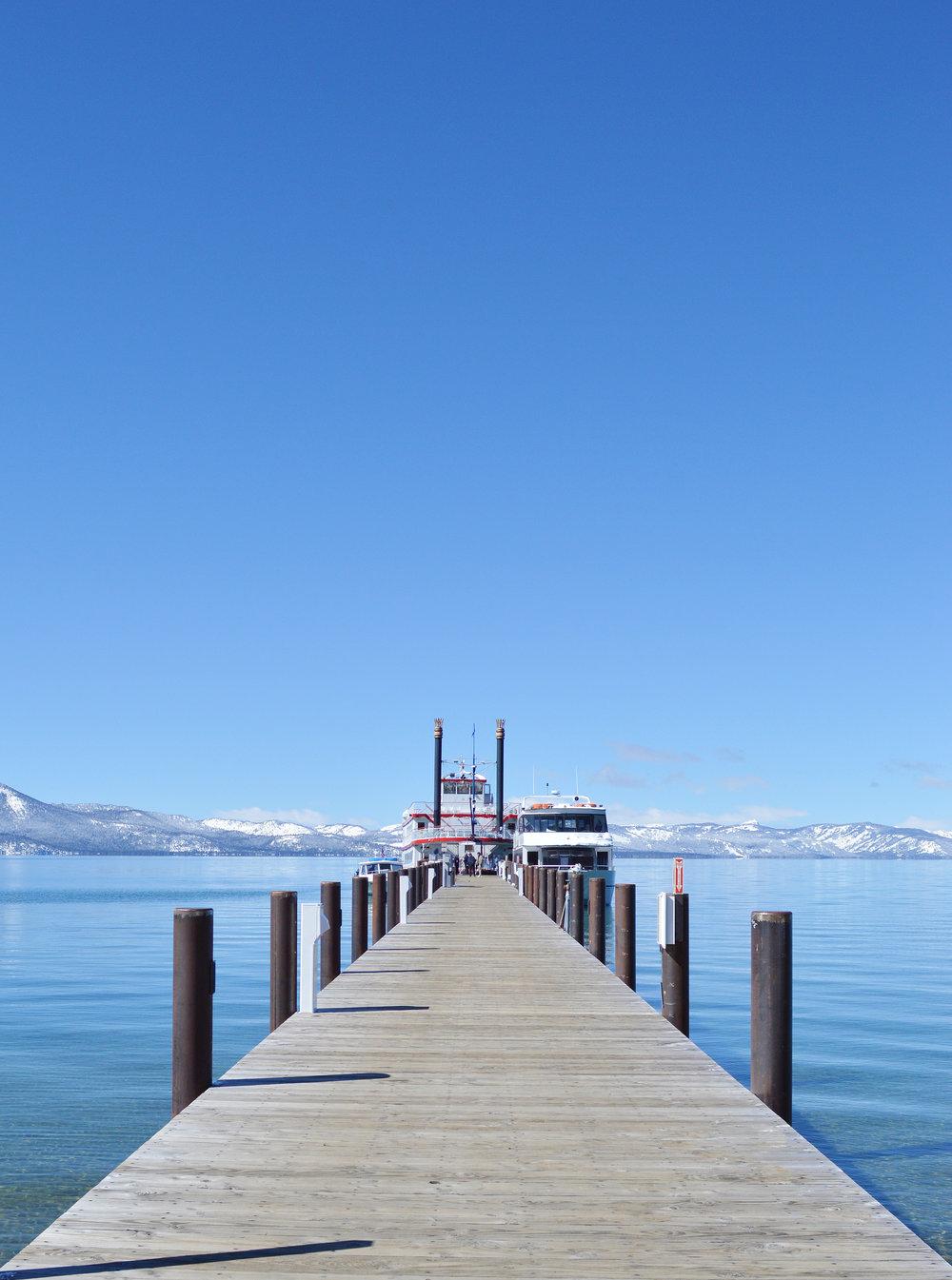 Lake Tahoe Cruises Nevada | Photography by Kristen Laczi
