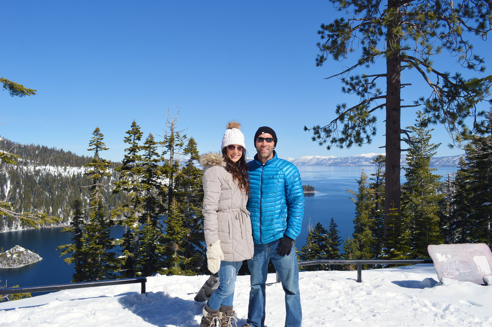 Emerald Bay Lake Tahoe California | Photography by Kristen Laczi