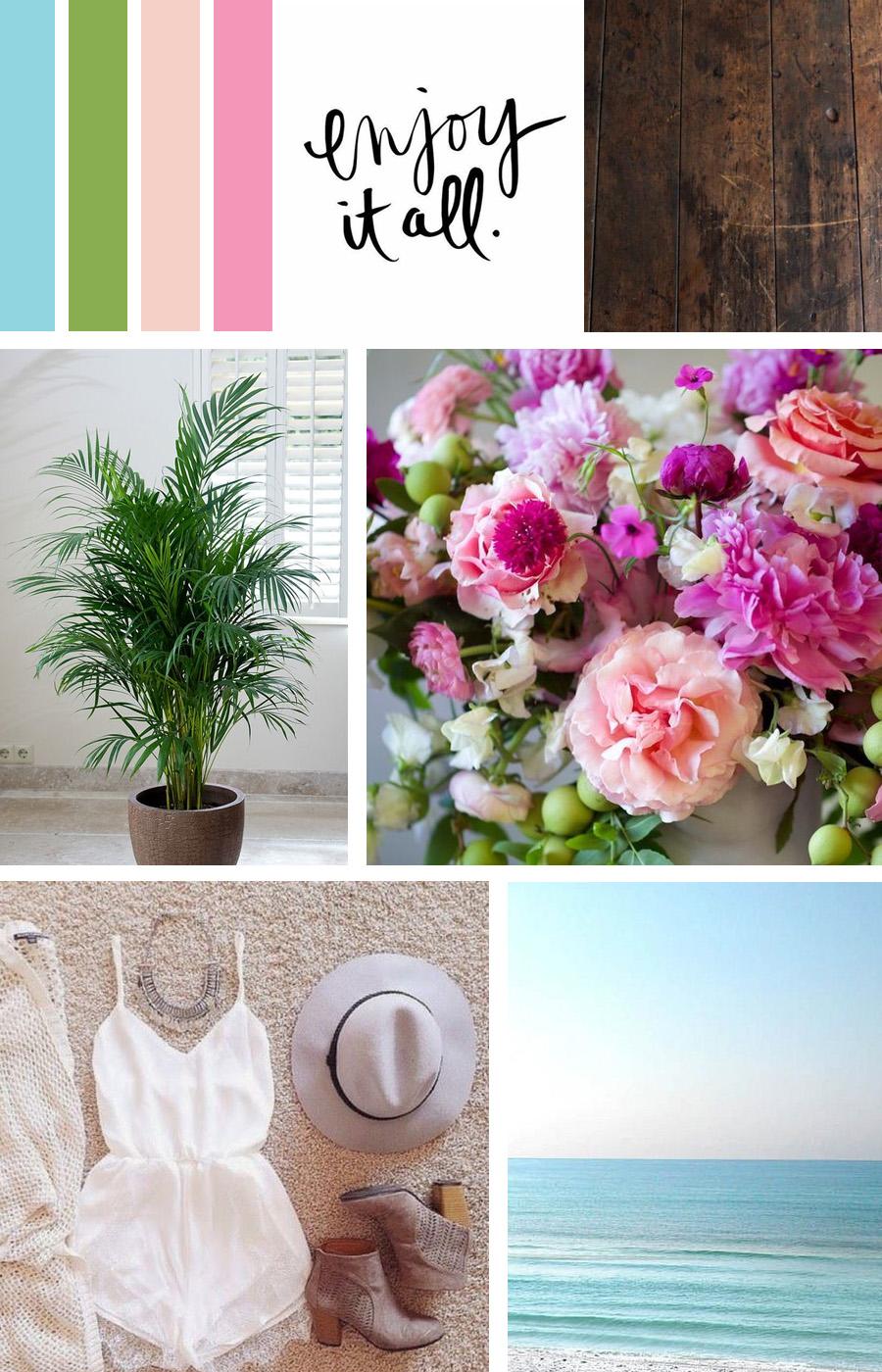 Kristen Laczi Art + Design Moodboard