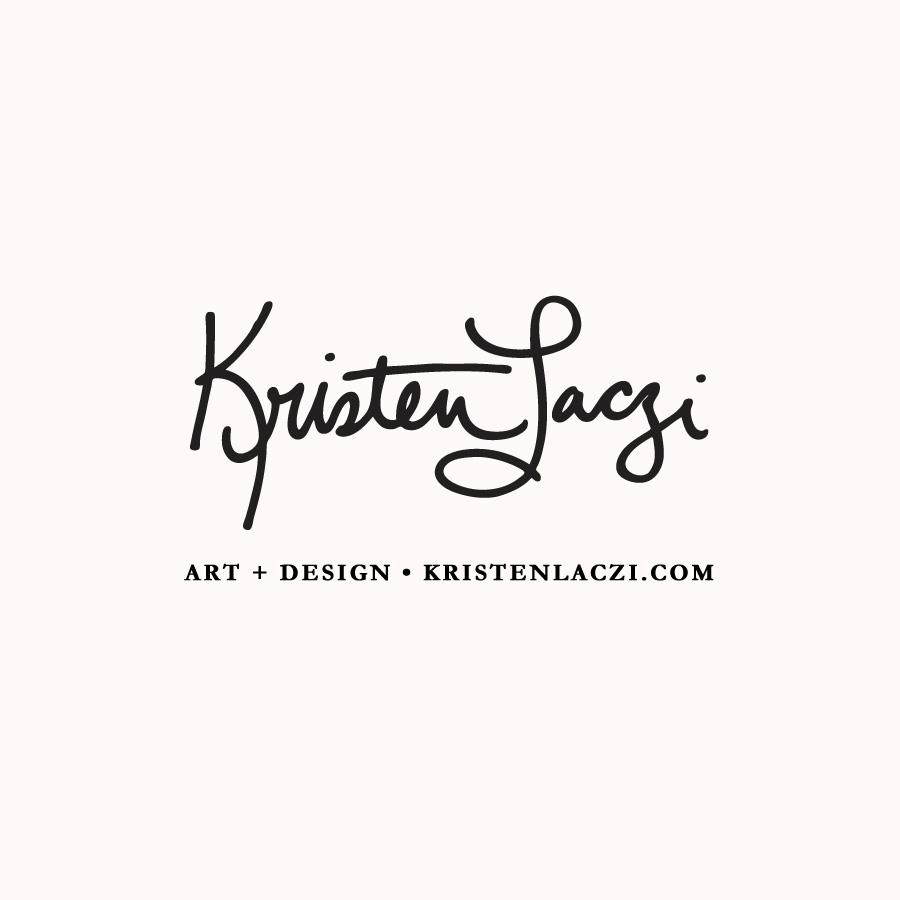 Kristen Laczi Art + Design kristenlaczi.com