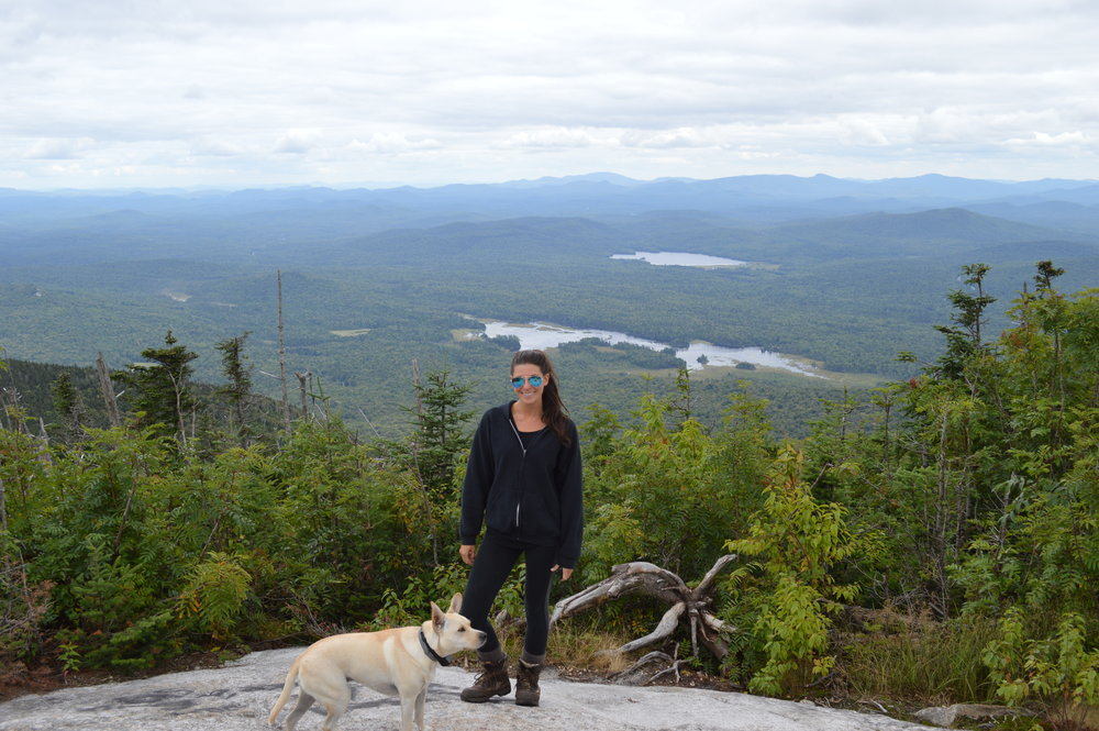 Blue Mountain Adirondacks Kristen Dax Hiking
