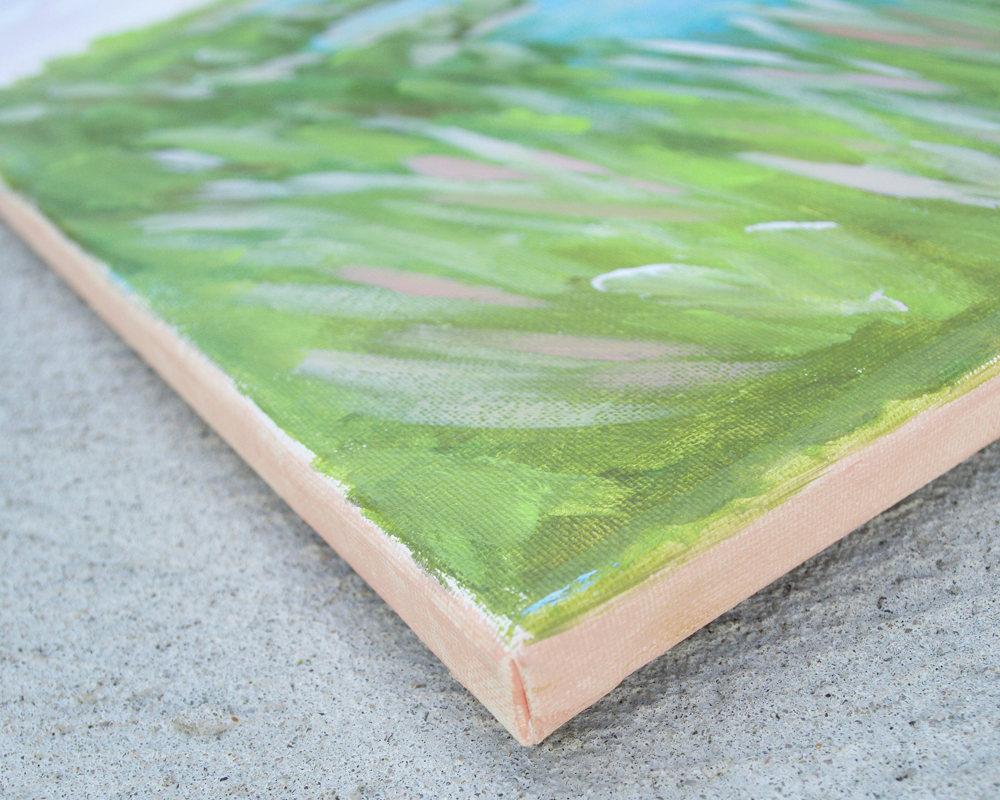 Kristen Laczi Original Long Island Painting Hampton Bays