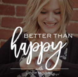 Better Than Happy Podcast