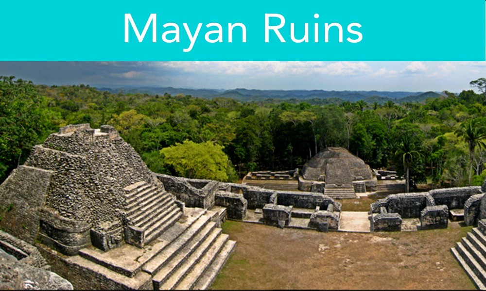 .... Visit some of Belize's most astonishing Mayan ruins and caves at Lubaantun and Nim Li Punit. Explore the history of the Maya and their traditions and be guided by an indigenous Maya from the region. End your trip by exploring the Blue Creek or Rio Blanco waterfalls. .. Ruinas mayas Visite algunos de las más sorprendentes ruinas y cuevas mayas de Belice en Lubaantun y Nim Li Punit. Explore la historia de los mayas y sus tradiciones y sea guiado por un indígena maya de la región. Termine su viaje mediante la exploración de las cascadas de Blue Creek o Río Blanco. ....