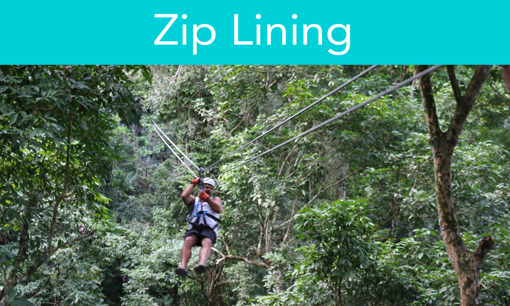 .... Enjoy zip lining through the dense jungle and enjoy a true rainforest experience with some of the most experienced zip line guides in Belize. Soar with the birds on the longest zip line course in Belize and Central America through the pristine canopy of the jungle.  ..  Tirolesa Disfrute de una tirolesa (zip line) por la densa selva y disfrute de una experiencia verdadera en la selva con algunos de los guías de tirolesa más experimentados en Belice. Disfrute de los pájaros en el curso de la tirolesa más larga en Belice y Centroamérica a través de la prístina selva.   ....