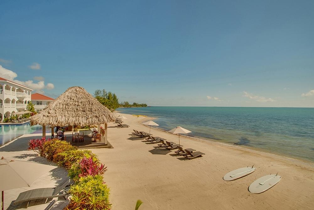 Belize resort on Maya Beach