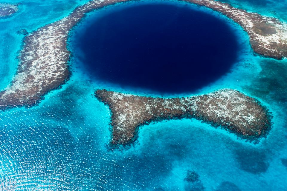 THE BLUE HOLE Snorkel: $300/person Dive: $400/person