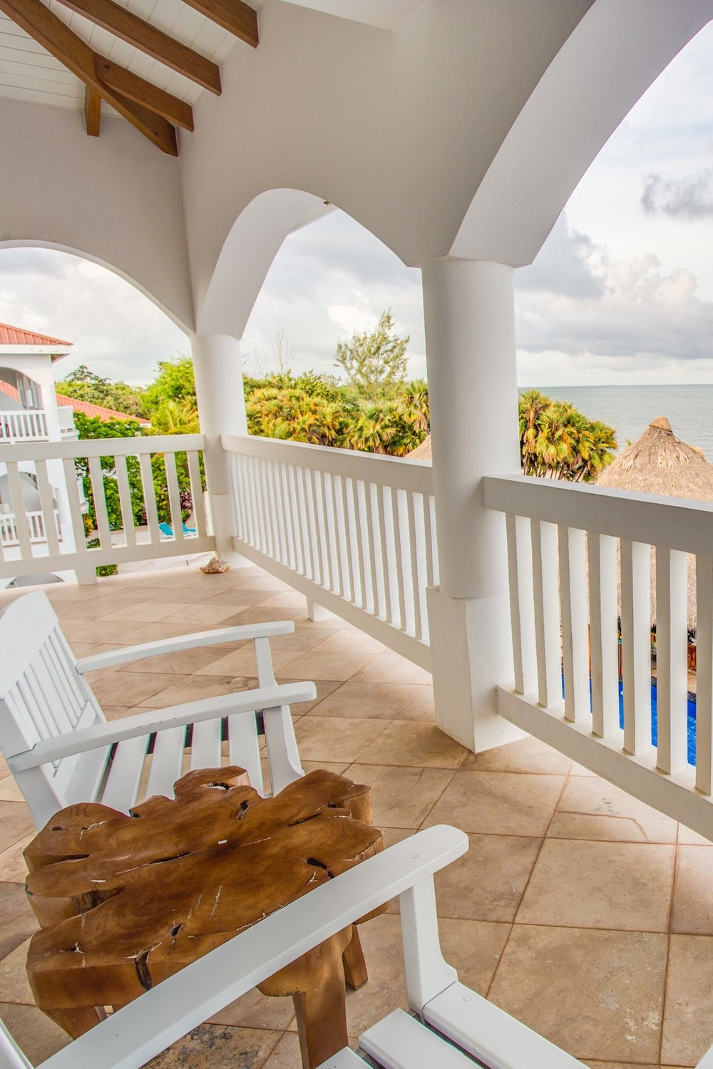 Luxury suites - Indulge with luxury accommodations. Ever room is a suite at Belize Ocean Club.