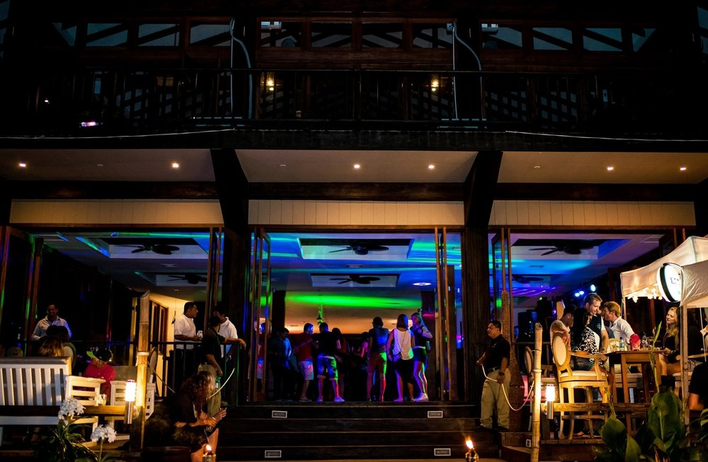 Dance Party at Belize Ocean Club and Resort