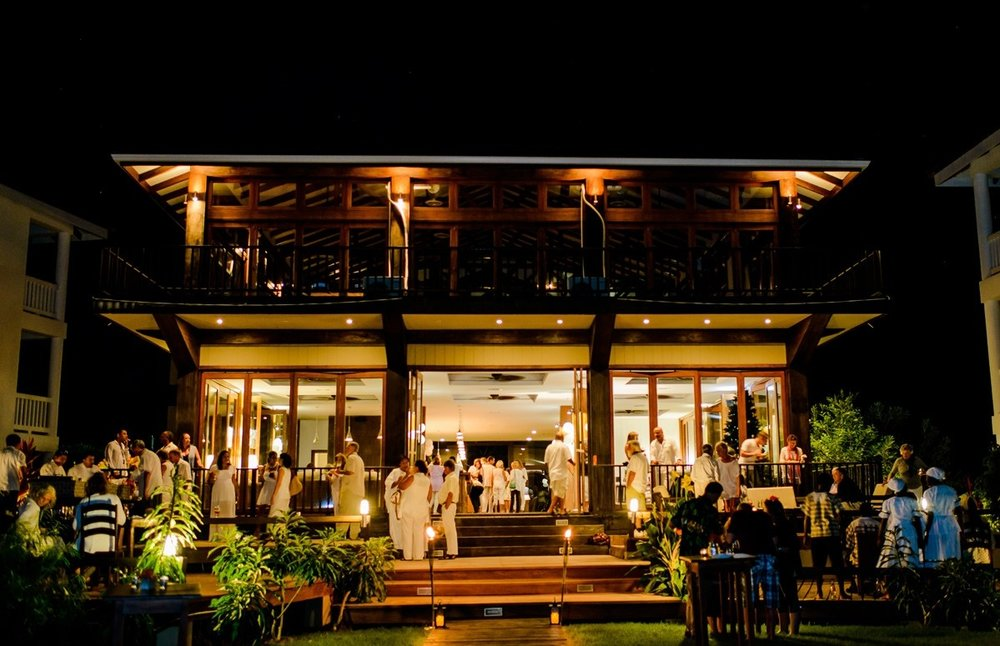 Party at Belize Ocean Club and Resort