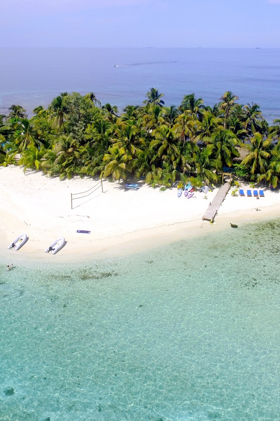 Our Private Island - Explore Belize Ocean Club's private island with our day trip, the Ranguana Tropical island Experience
