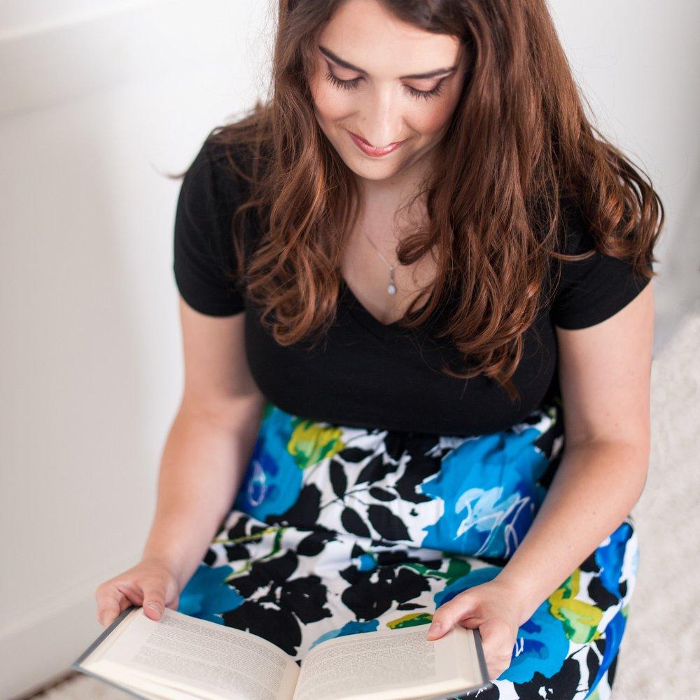 Samantha Mabe, strategic website design at Lemon and the Sea, strategic website design with beauty and brains