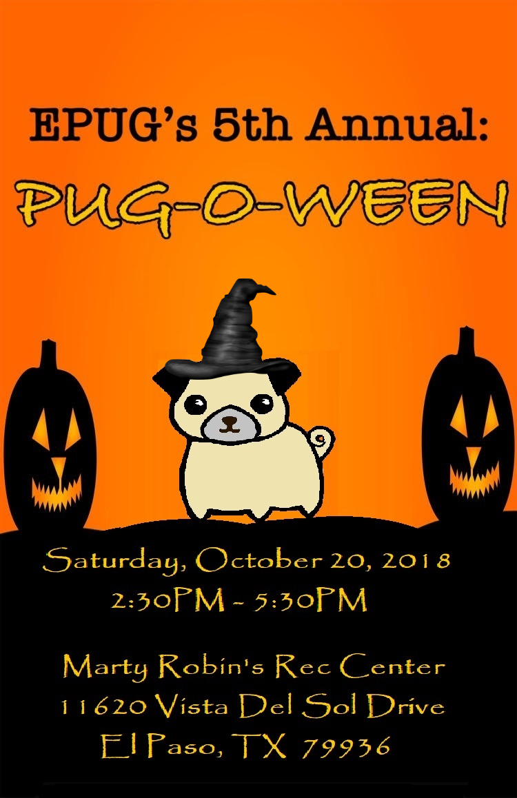 events — el paso pug rescue