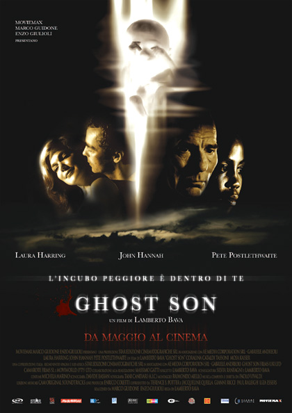 GHOST SON movie poster