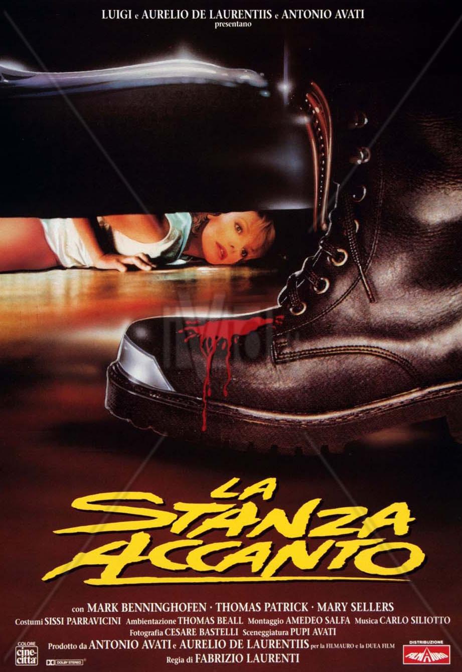 LA STANZA ACCANTO movie poster