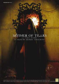 MOTHER OF TEARS movie poster