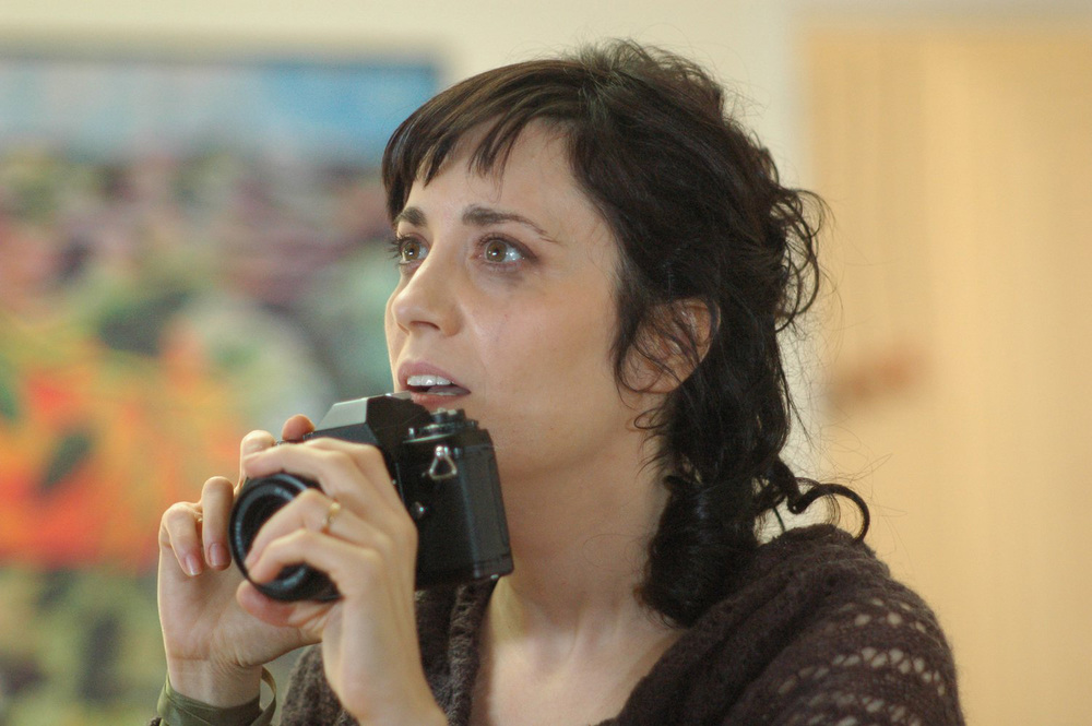 Coralina Cataldi-Tassoni in THE DIRT