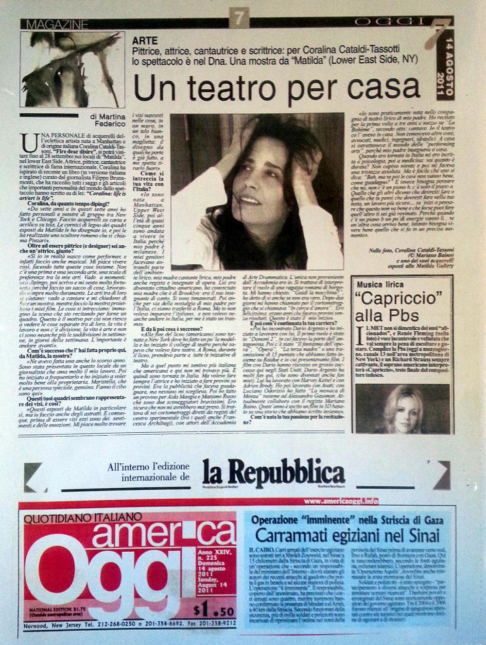 Coralina Cataldi- Tassoni article Un Teatro Per Casa.jpg