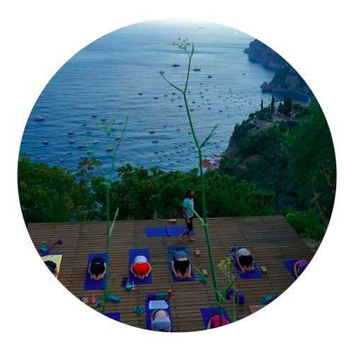 Positano Yoga Retreat -
