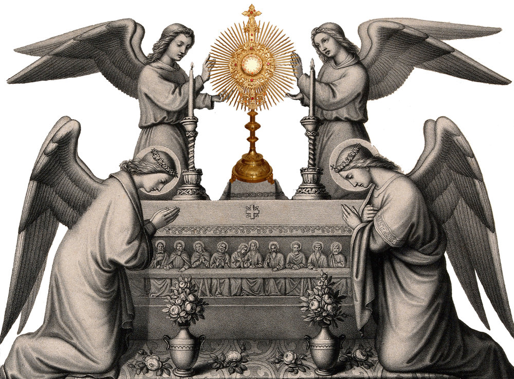 8:00  Mässa  11:00 Tillfälle till bikt 11:30 Mässa 17:00 Tillfälle till bikt 18:00 Mässa  Därefter: tillbedjan i tystnad under hela natten. Kyrkan är öppen - det går bra att komma dit närsomhelst.