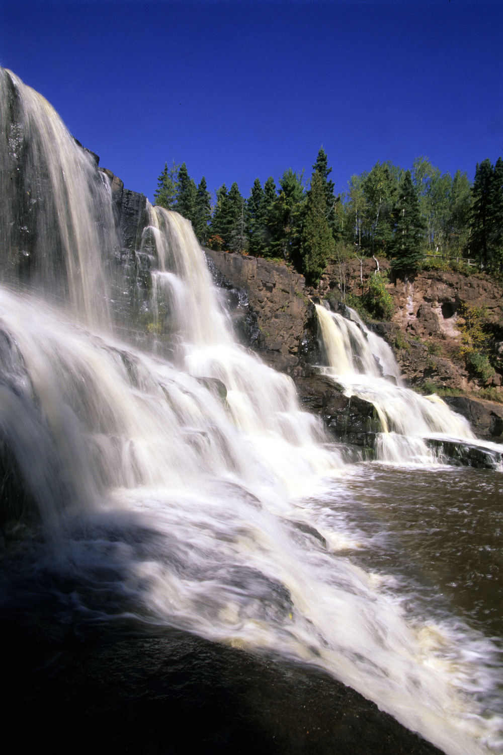 Gooseberry Falls Explore Minnesota Tourism