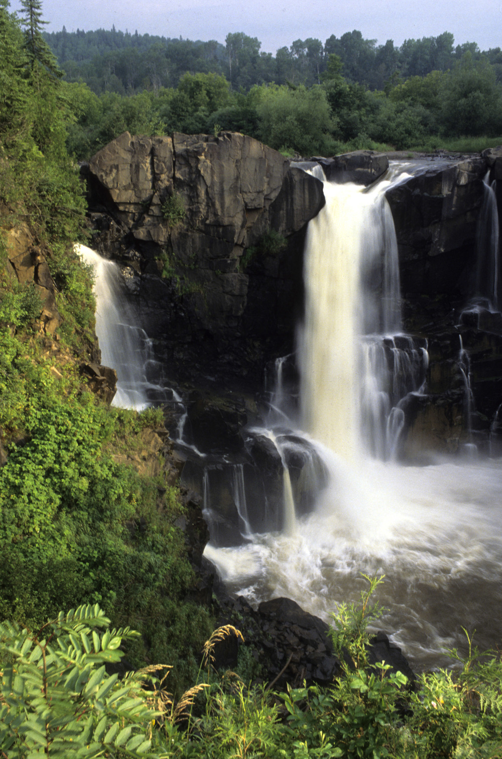 Grand Portage Waterfalls